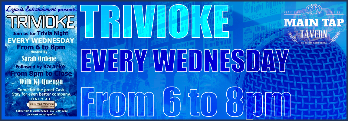 Wednesday Trivioke