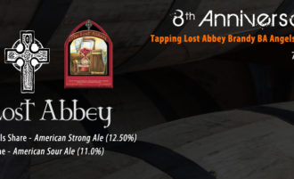 7/8 – Tapping Lost Abbey