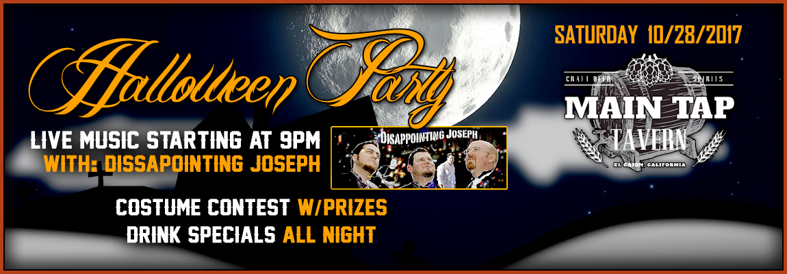10/28 – Halloween Party